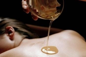 тайский массаж маслом